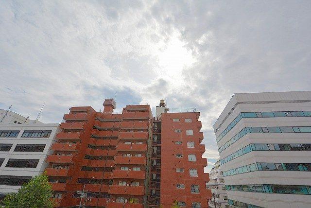 セブンスターマンション第二青葉台 バルコニー
