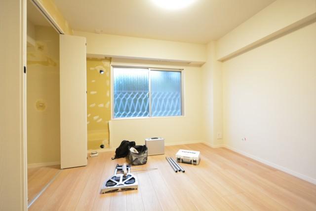 上野毛リッツハウスA棟 洋室1