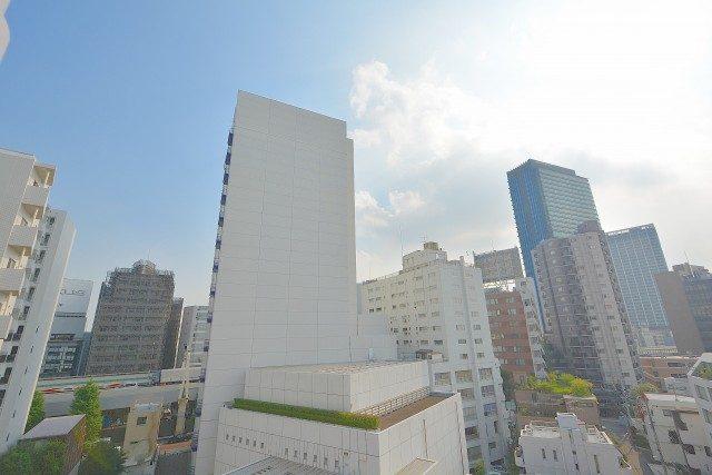 ライオンズマンション渋谷第2 バルコニー