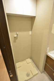 上野毛リッツハウスA棟 洗面室