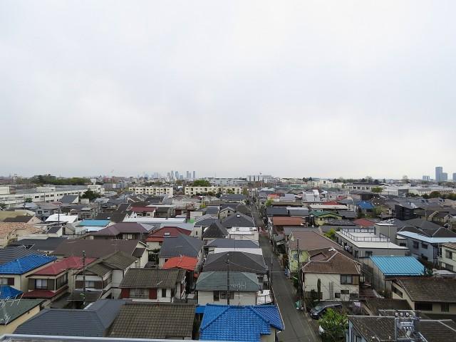 中銀桜新町マンシオン 眺望