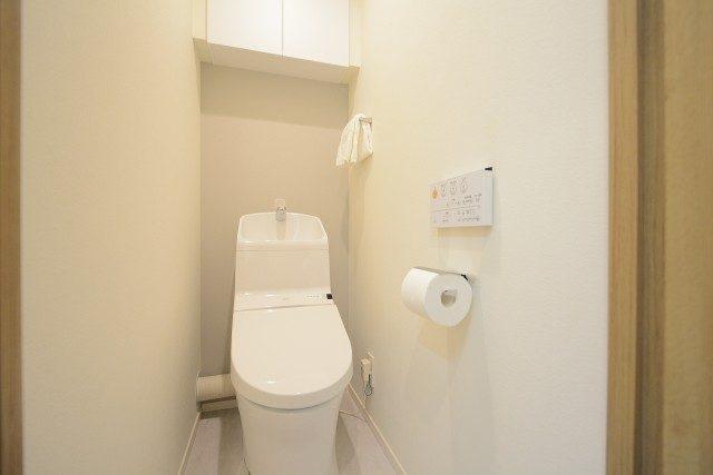 アルス弦巻 トイレ