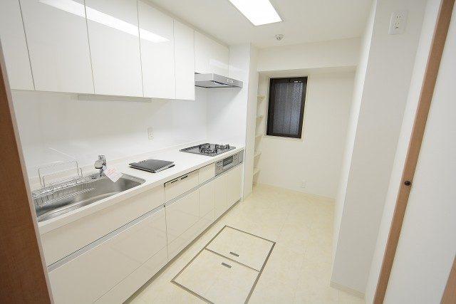 ヒルズ用賀 (42)キッチン