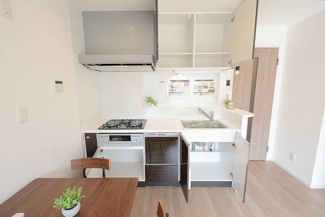 玉川サンケイハウス キッチン