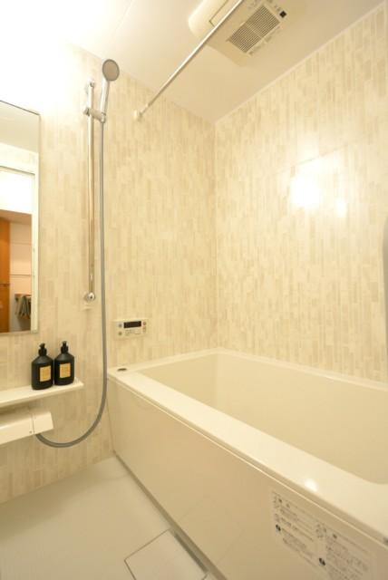 広尾マンション 浴室