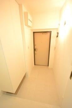 広尾マンション 玄関