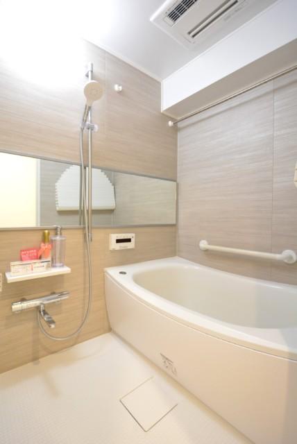 東池袋ハイツ弐番館 浴室
