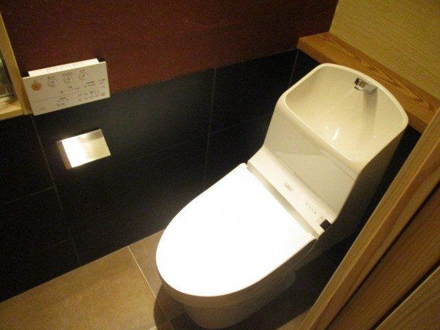 ハウス下馬 トイレ