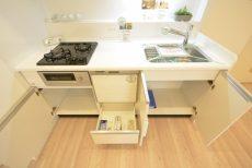 ファミール築地 キッチン