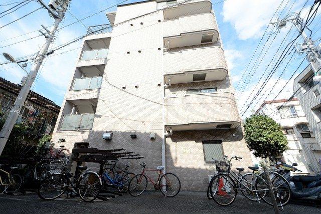 ライオンズマンション渋谷本町111 (57)駐輪場