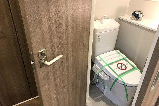 四谷コーエイマンション (40)トイレ