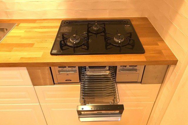 マンション市ヶ谷 (48)キッチン