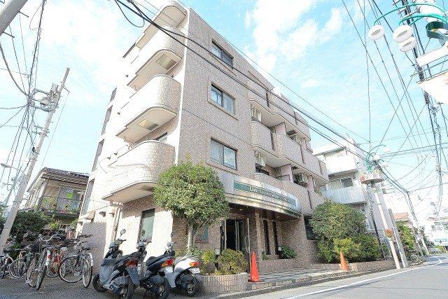 ライオンズマンション渋谷本町111 (5)外観