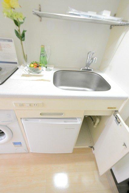 ライオンズマンション渋谷本町111 (74)キッチン