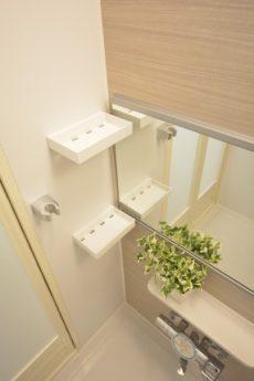 ファミール築地 浴室