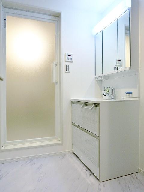 エントピア五月園 洗面室