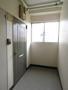 デボスハイツ 玄関扉