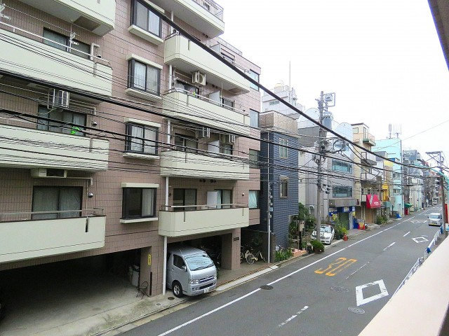 ライオンズシティ渋谷本町 眺望