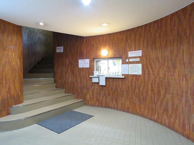ラフィネ東銀座 エントランスホール