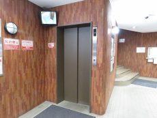 ラフィネ東銀座 エレベーター