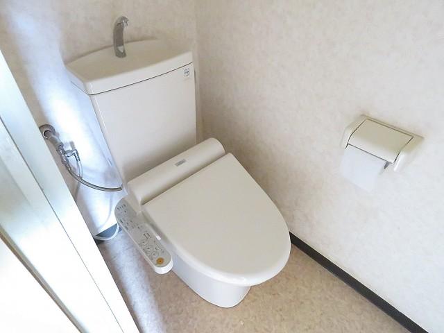 ライオンズマンション学芸大学 トイレ