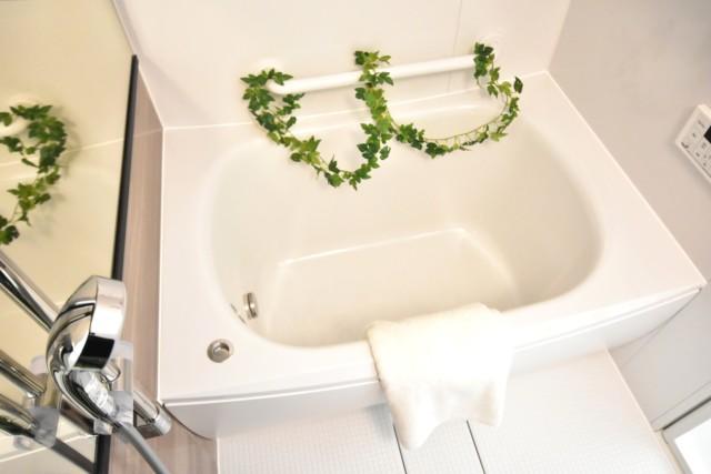 ニックハイム茅場町 浴室
