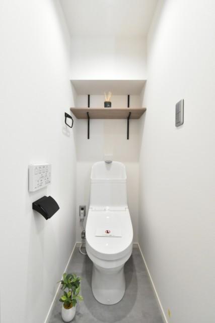 ニックハイム茅場町 トイレ