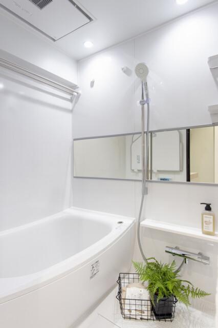 パシフィック白金台 浴室
