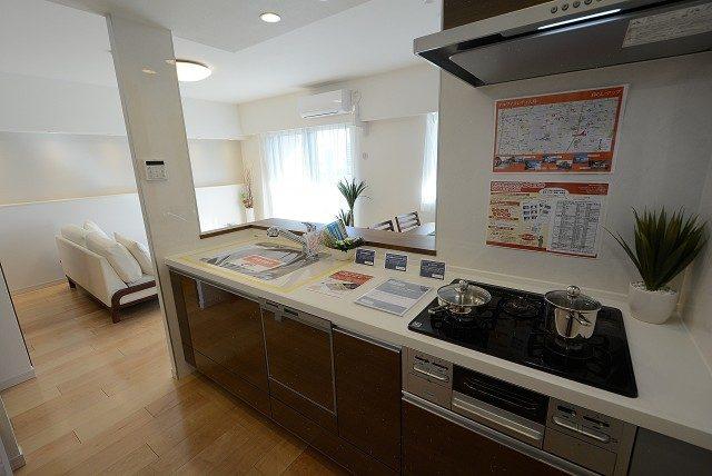 東大島 キッチン