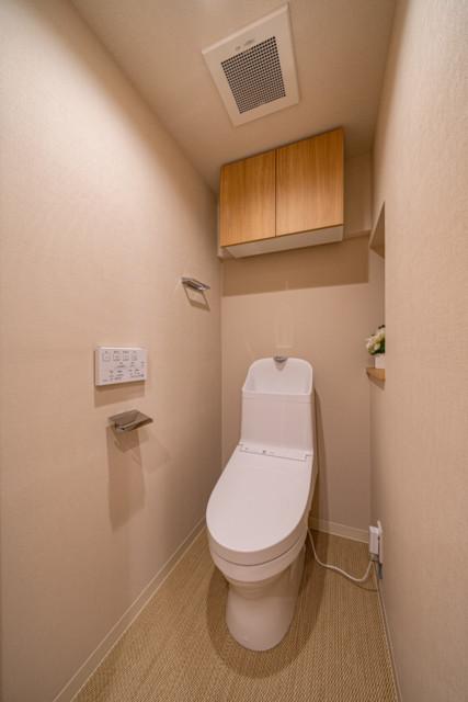 大森駅前住宅 トイレ
