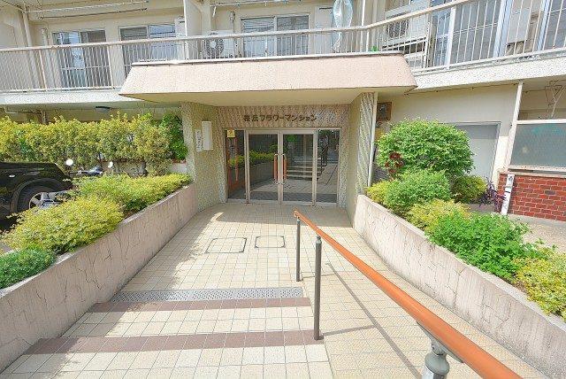 桜丘フラワーマンション 外観