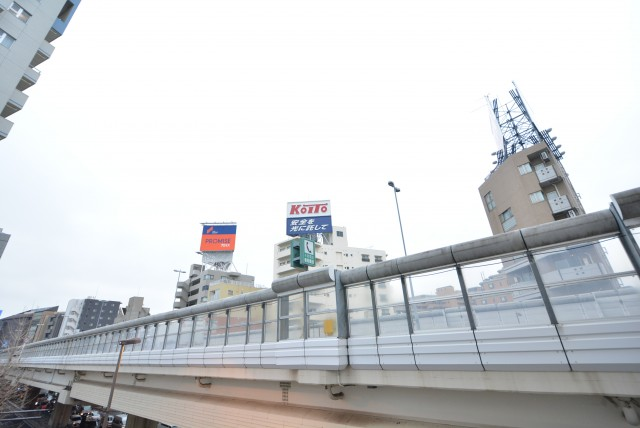 シャトレー駒沢 ダイニングバルコニー