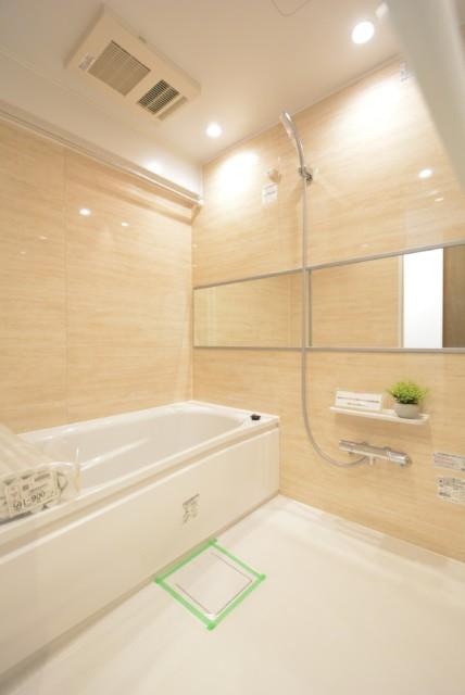 柿の木坂パレス 浴室