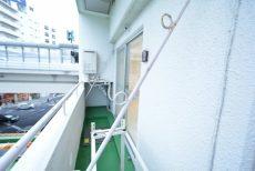 シャトレー駒沢 洋室バルコニー