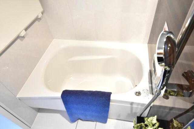 芝マンション 浴室