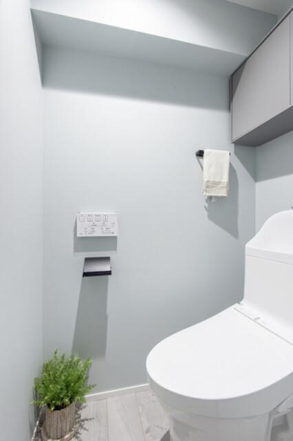 パシフィック白金台 トイレ