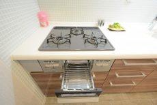 桜丘フラワーマンション キッチン