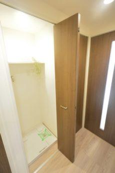柿の木坂パレス 洗濯機スペース