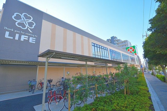 東大島 ライフ東砂店