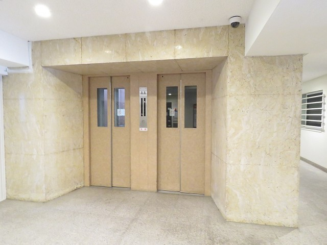柏木ローズマンション エレベーター