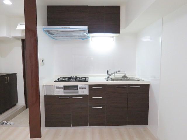 柏木ローズマンション キッチン