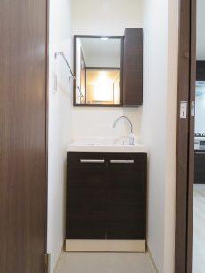 柏木ローズマンション 洗面化粧台