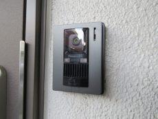 柏木ローズマンション TVモニター付きインターホン