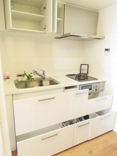 用賀コーポラス キッチン