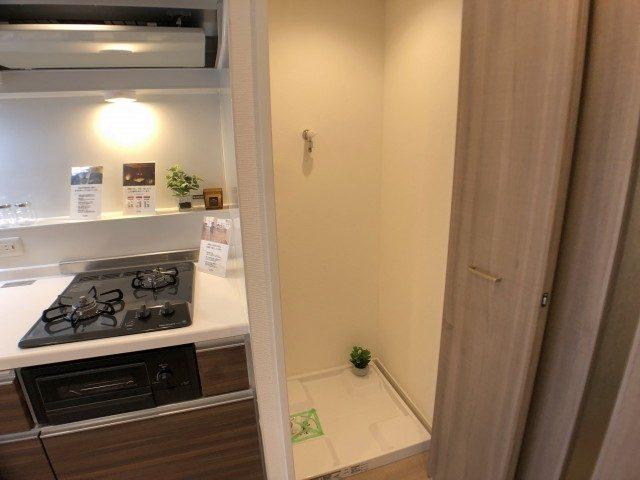 ニュー池尻マンション_7 洗濯機