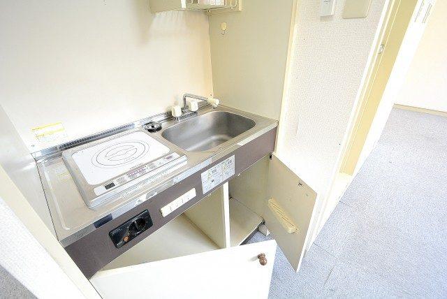 エグゼクティブ渋谷 キッチン