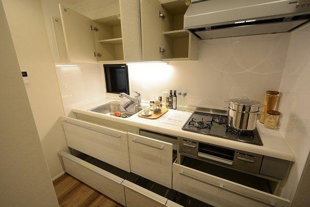 メゾンドゥ白金台 キッチン