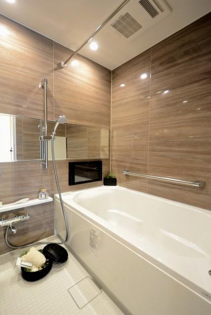 クレセントマンション 浴室