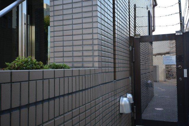 マイキャッスル駒場ヒルズ エントランス