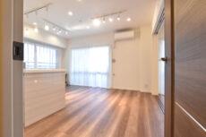 ライオンズマンション目白台シティ LDK+洋室2